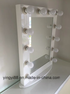 Custom Acrylic Vanity Mirror with Lights pictures & photos