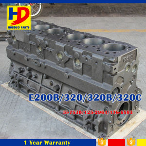 Excavators Engine Spare Parts S6k E200b 320b 320c Cylinder Block pictures & photos