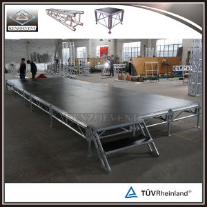 Aluminum Portable Outdoor Event Stage for Sale pictures & photos