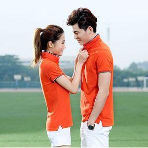 Soft Cotton Polo Tshirt Manufacturer pictures & photos