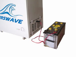 Purswave 210L DC 12V/24V/48V Solar Chest Freezer -25 Degree Battery Powered Refrigerator pictures & photos