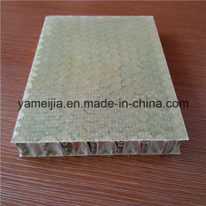 Fiberglass Skin and Aluminum Core Panels for Composite with Natural Stones pictures & photos