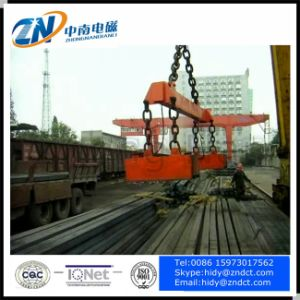 Lifting Magnet for Transporting Steel Billet Using on Crane MW22-9065L/1 pictures & photos