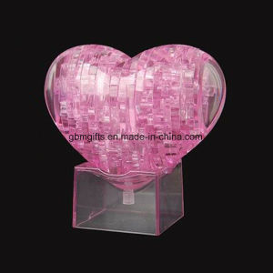 High Quality Education 3D Crystal Puzzle for 2017