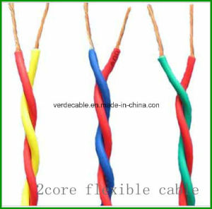 Flexible Cable Wires, PVC or Rubber Insulated Electric Cable pictures & photos