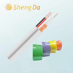 Special Communication and Telecom 75 Ohm BNC Coaxial Cable pictures & photos