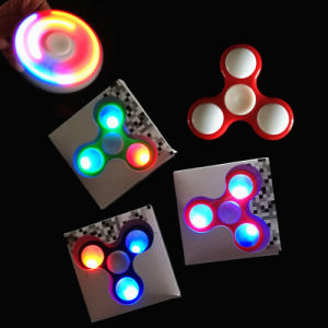 Fidget Spinner American Popular EDC Toy LED Hand Spinner pictures & photos