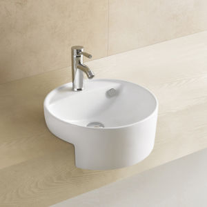 Ovs Best Selling Square Art Ceramic Lavabo pictures & photos