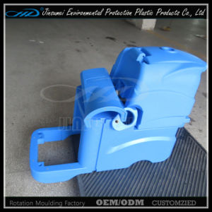 Cleaning Machine Plastic Parts with LLDPE Material pictures & photos