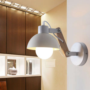Modern Wood & Metal Wall Lamp, Reading Light for Home pictures & photos