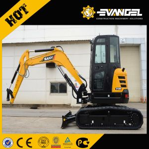 5ton Sany Earth Moving Equipment Excavator Sy55 pictures & photos