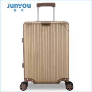 Top Quality Hardshell 20′′ All Aluminum Frame Luggage pictures & photos
