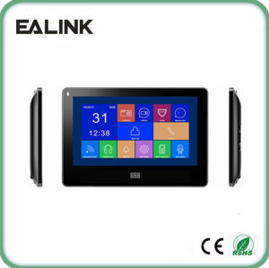 """7"""" Touch Screen Home Security Video Door Phone Interphone pictures & photos"""