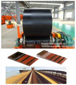 High Temperature Resistant Ep Conveyor Belt for Hot Coke pictures & photos