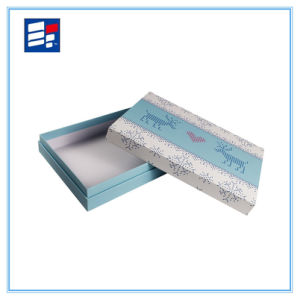 Customized Cheap Rigid Paper Gift Packaging Box with Window pictures & photos