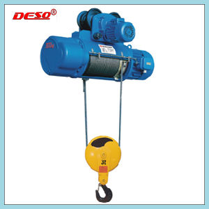 Construction Lifting Tool Electric Wire Rope Hoist pictures & photos