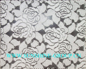 Beautiful Lace Fabric with Inexpensive Price for Garment pictures & photos