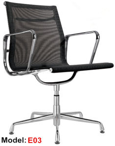 Office Mesh Hotel Meeting Leisure Aluminium Guest Visitor Chair (RFT-E03) pictures & photos