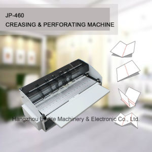 electric creasing perforating machine pictures & photos