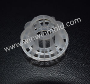 High Polish A2 Finish Thread Component Plastic Injection Mold pictures & photos