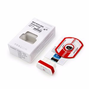 OBD Professional Solution Kw901 Elm327 Red White Color pictures & photos