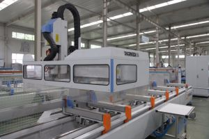 Parker Dmcc6 Aluminium CNC Automatic Tapping Milling Drilling Machine pictures & photos