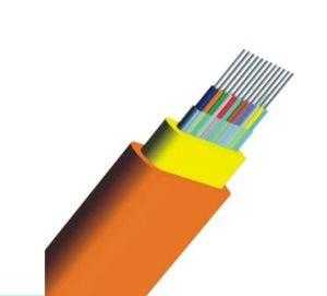 Flat Optical Fiber Ribbon Indoor Cable I Koc pictures & photos