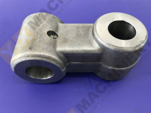 Small Big Machined Hot Forging Forged Yoke pictures & photos