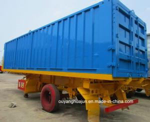 9 Meters Self Dump Truck Semitrailer pictures & photos