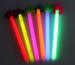 New Product 8′′ Glow Stick with Mini Eyes pictures & photos
