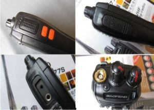 UHF&VHF Mobile Portable Interphone Walkie Talkie Two-Way Radio for Public Safety pictures & photos