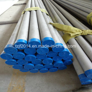 Larger Diameter Stainless Steel Seamless Pipe ASTM A312 Tp316L pictures & photos