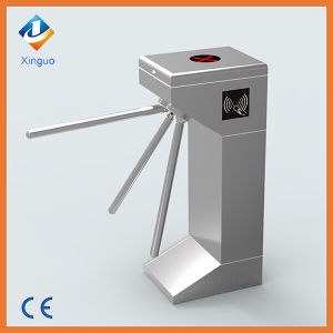 Security System High Quality Tripod Turnstile with Access Controller pictures & photos
