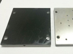 vacuum Plate Coating Polyurethane Rubber for Assy