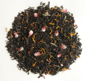 Black Flavor Tea with Passion Fruit and Grapefruit pictures & photos