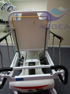 AG-HS001 American Pump X-ray Hydraulic Stretchers pictures & photos