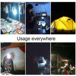 USB LED Emergency Bulbs 12W 20W 30W 40W > 4 Hours pictures & photos