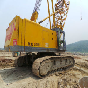 Used Hitachi Crawler Crane 50 Ton pictures & photos