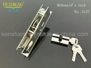 Aluminum Door Lock Dead Lock/Cylinder Lock 4080-a pictures & photos