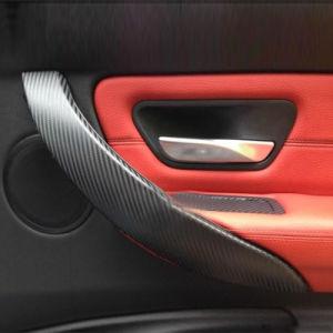 Unique Fashion Durability 100% Real Carbon Fiber Car Door Handle pictures & photos