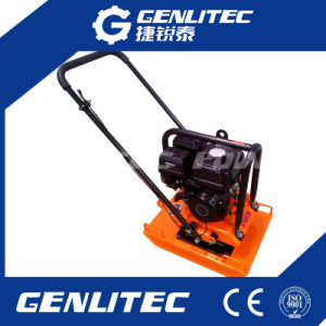 100kgs Gaoline Plate Compactor with 196cc Loncin Engine pictures & photos
