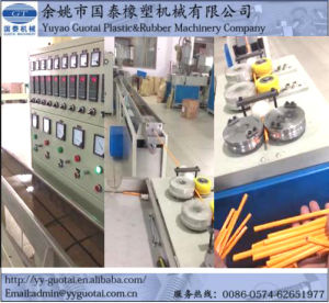 Factory Supply Color Extrusion Machine for Plastic Pencil pictures & photos