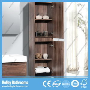 The Latest Popular and Modern Wood MDF Large Space Bathroom Furniture (BF142D) pictures & photos