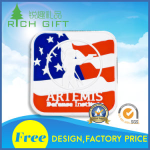 Promotional Custom Silicone/Soft PVC/Rubber/Plastic Beer/Glass/Bar/Cup Coaster pictures & photos