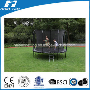 High Quality 12FT Round Trampoline with Enclosure pictures & photos