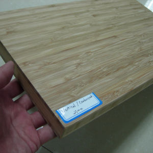 High Quality Xingli Crosswise Innocuity Bamboo Panel pictures & photos