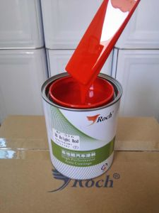Single Component Car Body Coating for Automotive Repair pictures & photos