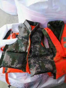 Hot Sale Camouflag Polyethylene Foam Life Jacket pictures & photos
