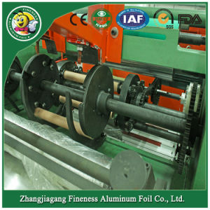 High Quality Hot Sell Aluminium Foi Cutting Machine pictures & photos