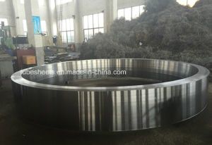 Water Heater with Flange Carbon Steel Forged Gre Flange CNC Drilling Flange pictures & photos